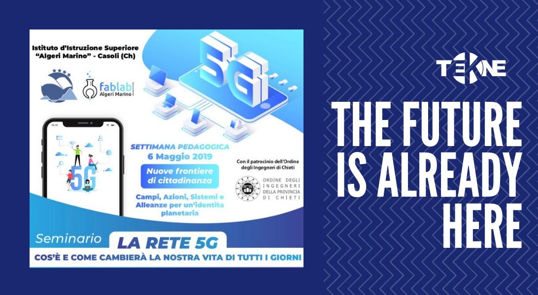 5G Network: the future is already here!